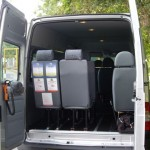 Rear with Seats IN