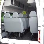 TRANSIT 17 ST HR Luggage Racks Over Cab