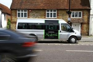 College Minibus