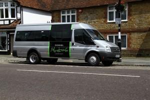 Council Minibus